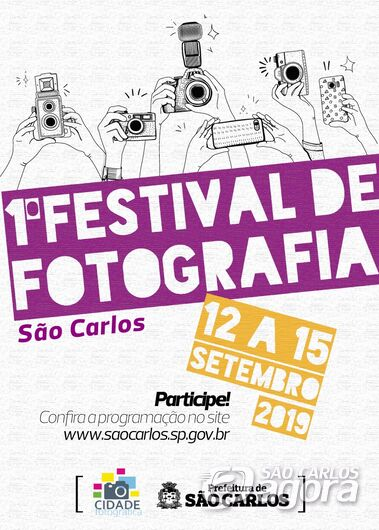 1º Festival de Fotografia São Carlos começa nesta quinta-feira - Crédito: Divulgação