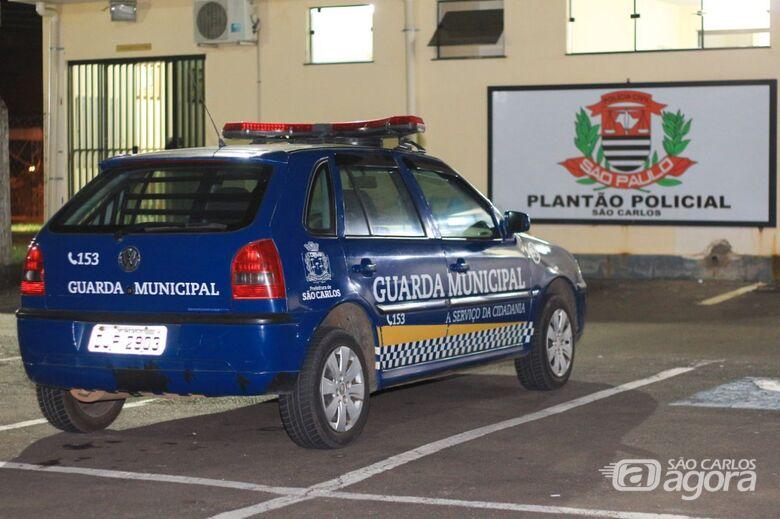 Procurado pela Justiça é detido pela Guarda Municipal - Crédito: Arquivo/SCA