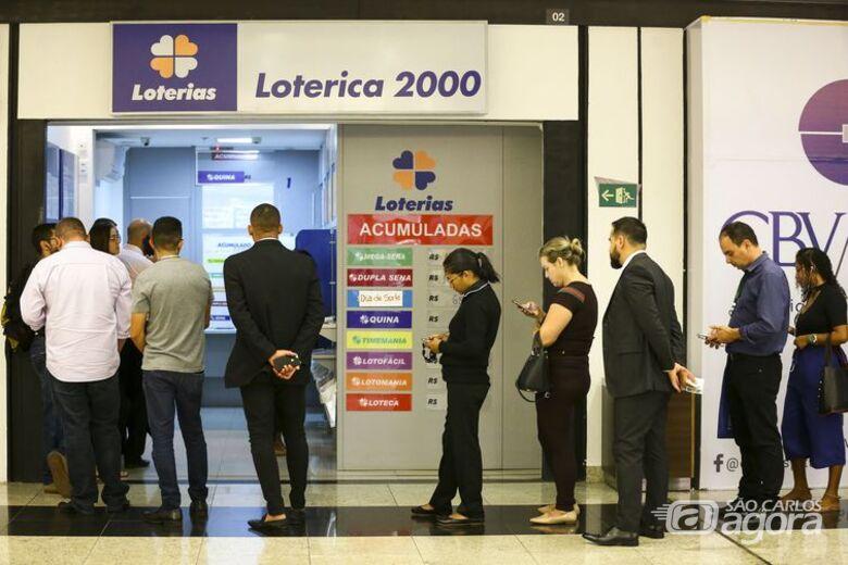 Lotofácil da Independência sorteia hoje prêmio de R$ 95 milhões - Crédito: Marcelo Camargo/Agência Brasil