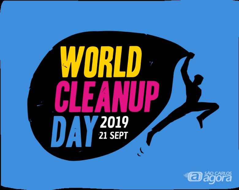 São Carlos vai participar do Dia Mundial da Limpeza -