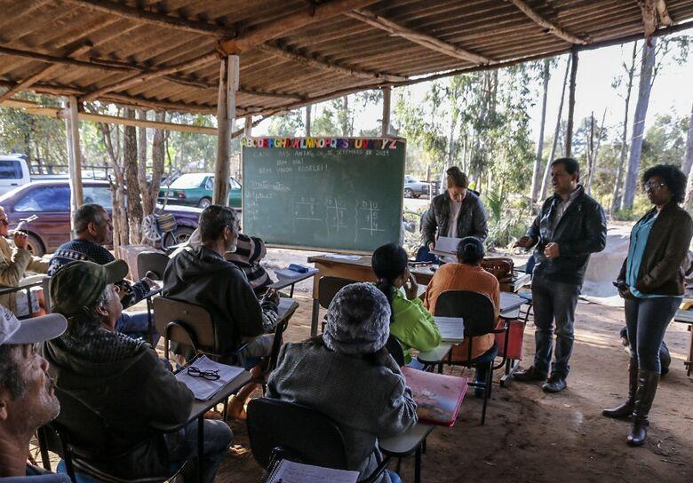 Trabalho de alfabetização de São Carlos participa de Encontro Nacional - Crédito: Divulgação