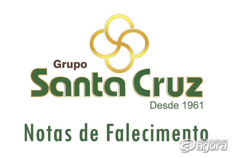 Grupo Santa Cruz informa nota de falecimento -
