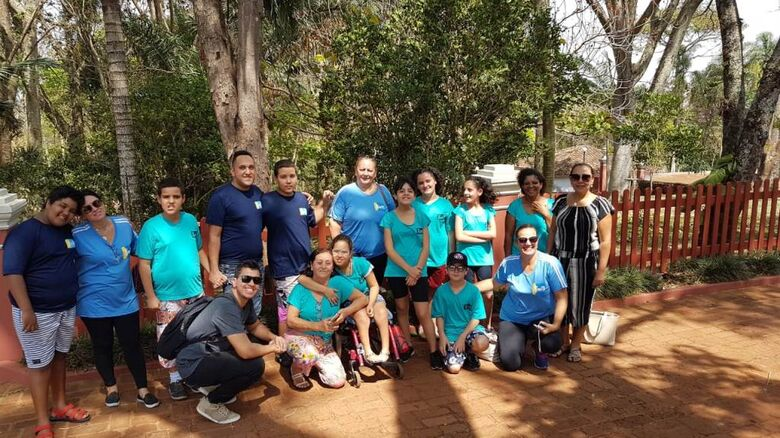 Passeios e pedágios marcaram a Semana Nacional das Pessoas com Deficiência -