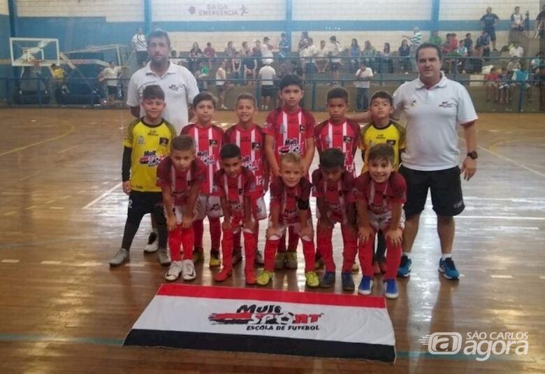 Multi Esporte/La Salle joga para ser campeão no Campeonato Sul Minas - Crédito: Marcos Escrivani