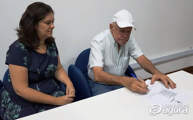 Prefeito assina decreto de nomeação de integrantes do Comitê da Política para a População em Situação de Rua - Crédito: Divulgação