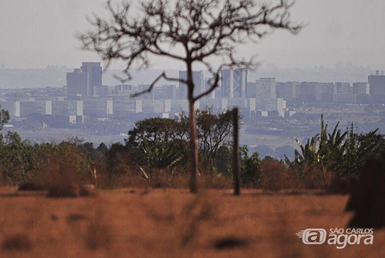 Atenção: umidade do ar cai abaixo de 20% em São Carlos - Crédito: Agência Brasil