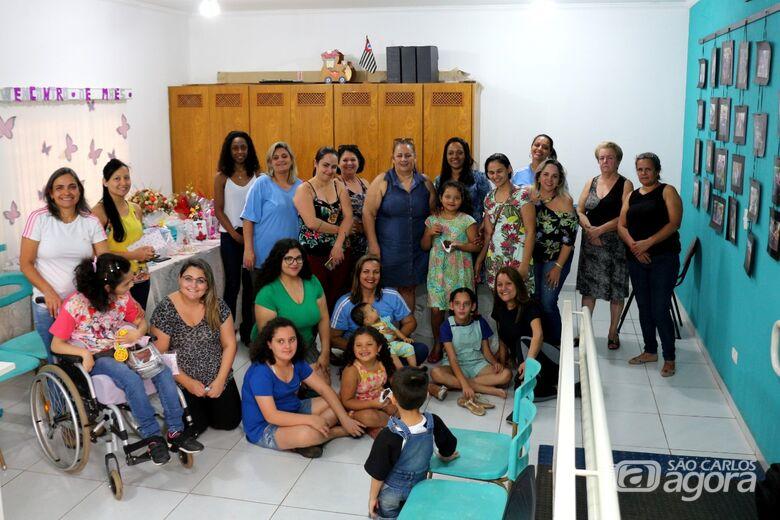 Encontro de Mulheres busca motivar mães que possuem filhos com necessidades especiais - Crédito: Silvana Silva