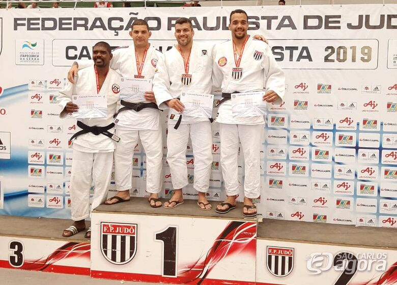 Judoca são-carlense brilha e fica em terceiro no Paulista - Crédito: Divulgação