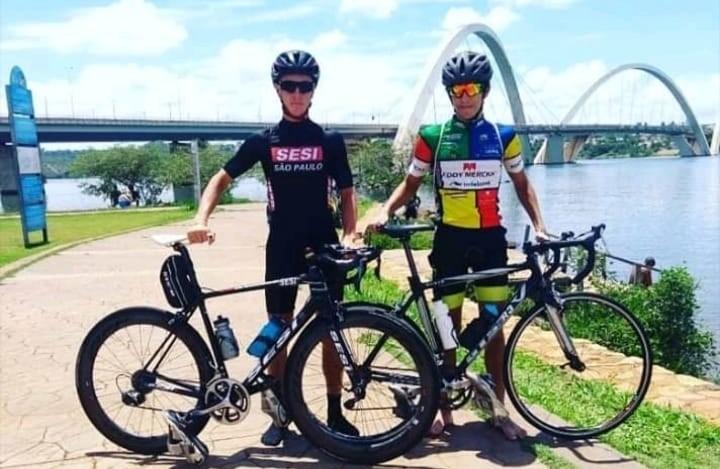 Irmãos são-carlenses disputam Brasileiro de Triathlon e focam primeiras colocações - Crédito: Divulgação