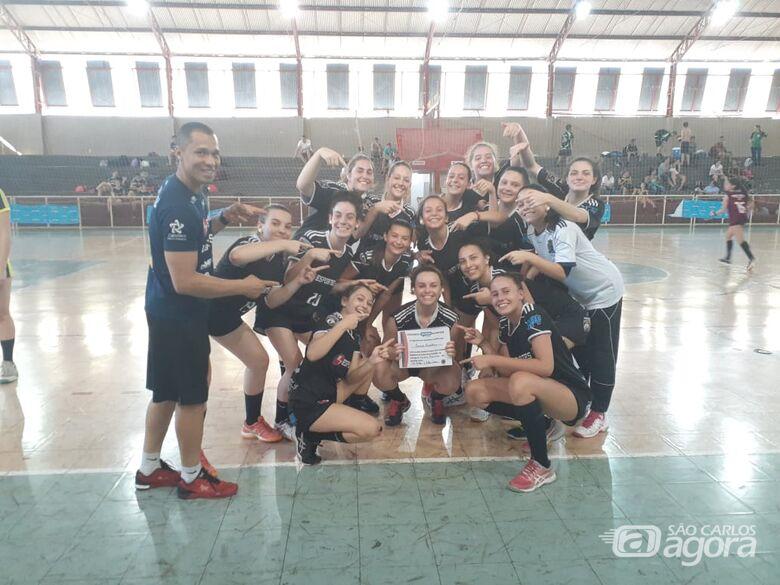 Handebol feminino dá show da Copa Derla e acumula vitórias - Crédito: Divulgação