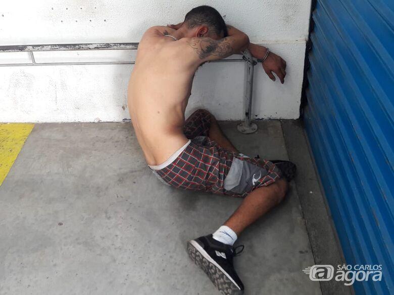 Com uma chave de fenda, ladrão assalta tia e sobrinha na Vila Prado - Crédito: Maycon Maximino