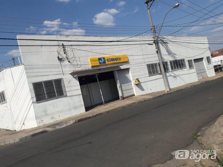 Funcionários dos Correios paralisam atividades em São Carlos - Crédito: Maycon Maximino