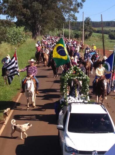 Voluntários Sertanejos do Bem participarão da Cavalgada da Desatadora dos Nós - Crédito: Divulgação
