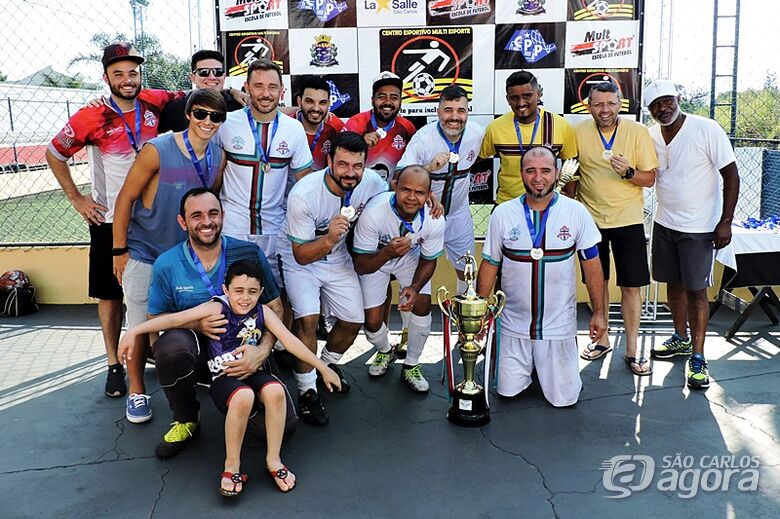 De virada, Geração Conviver vence a IPR Centro e é campeã da Copa São Carlos - Crédito: Gustavo Curvelo
