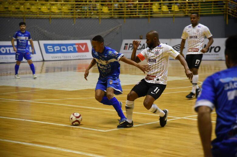 São Carlos faz 2 a 0 no Corinthians pela Liga Nacional - Crédito: Andrea Nóbrega