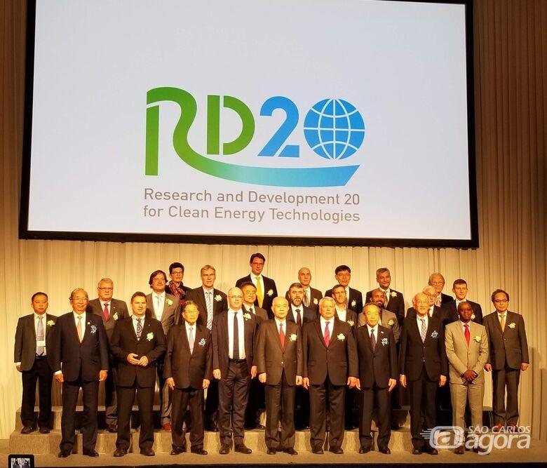 UFSCar representa o Brasil em Conferência do G-20 sobre energia limpa - Crédito: Divulgação