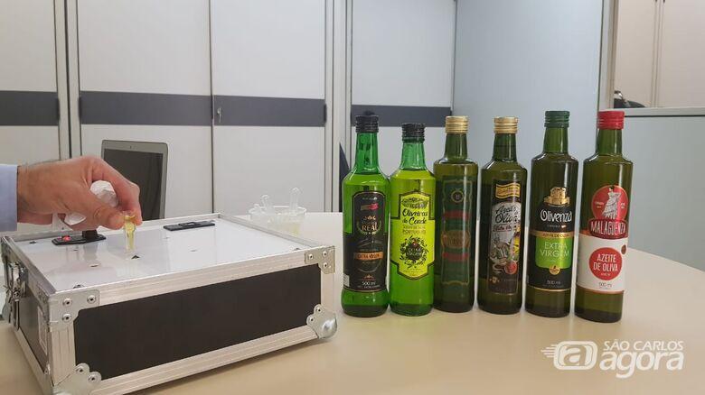 Ministério suspende venda de 33 marcas de azeite de oliva fraudado - Crédito: Ministério da Agricultura