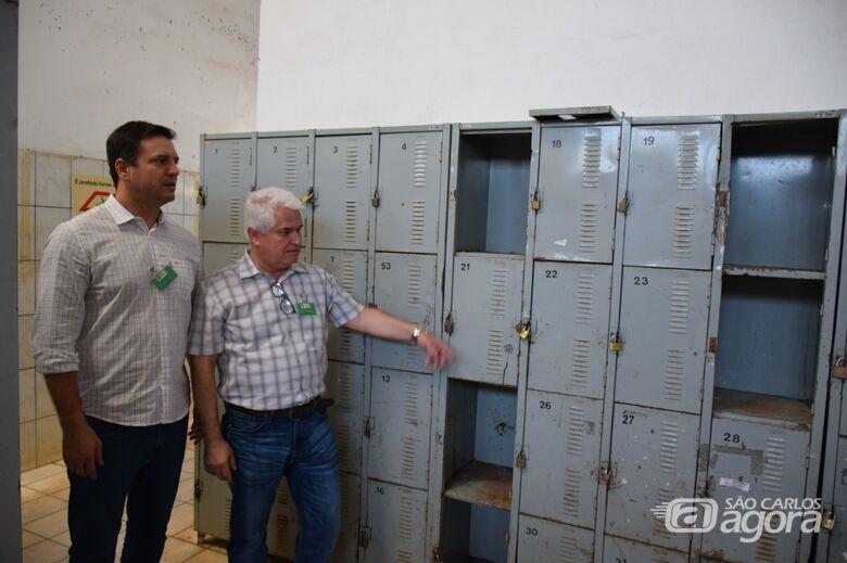 Marquinho Amaral apresenta denúncia contra empresa de coleta de lixo - Crédito: Divulgação