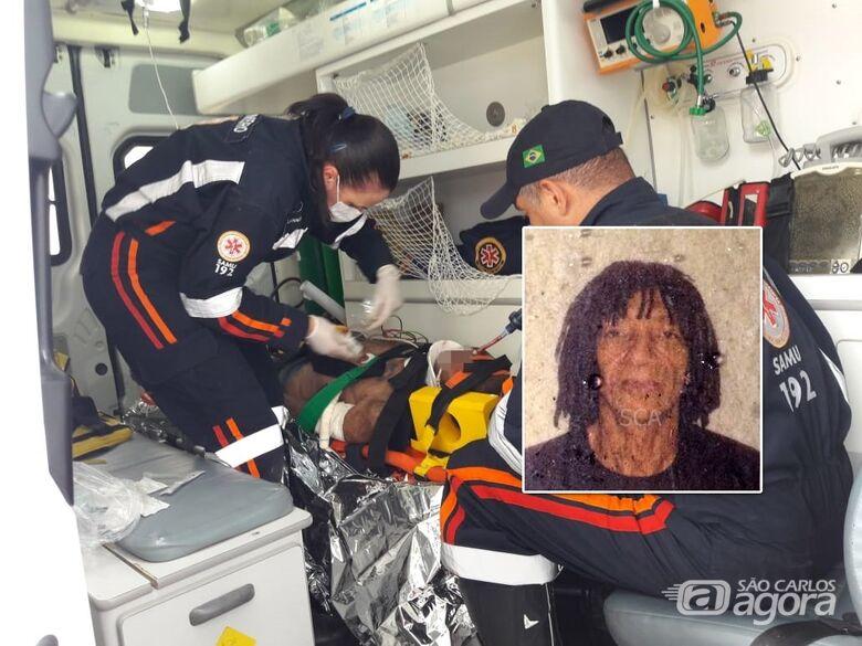 Homem que foi vítima de explosão de cilindro em funilaria morre em São Carlos - Crédito: São Carlos Agora