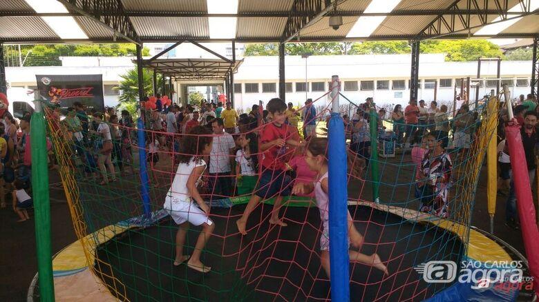 Polícia Militar realiza festa das crianças neste domingo (13) em São Carlos - Crédito: Arquivo/SCA