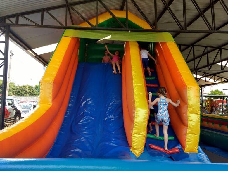 Polícia Militar prepara grande festa para as crianças neste domingo - Crédito: Arquivo/SCA