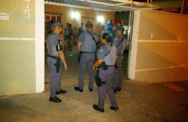 Após reclamações de barulho, festa universitária é interditada pela PM e Fiscalização - Crédito: Divulgação