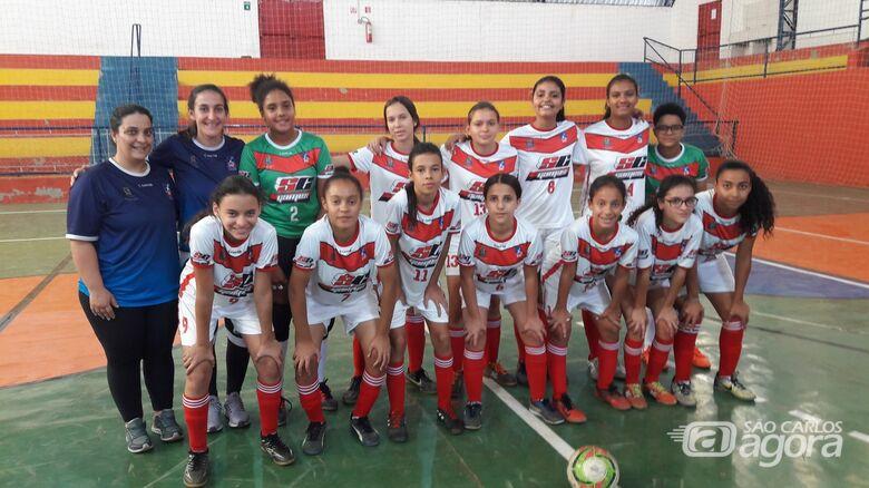 Times de São Carlos disputam semifinal de torneio regional - Crédito: Divulgação