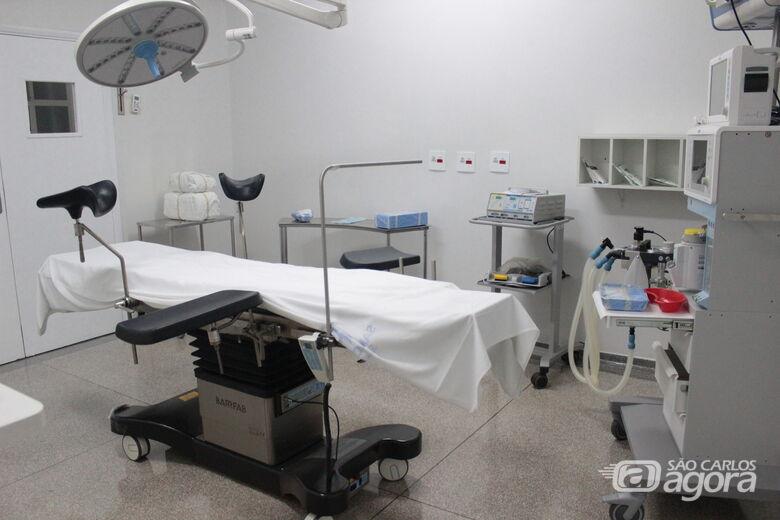 Santa Casa de São Carlos inaugura nova sala de parto na maternidade - Crédito: Divulgação