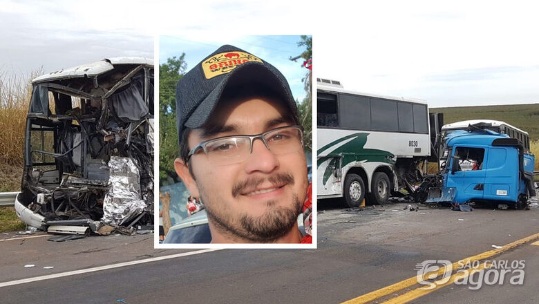 Motorista de Américo Brasiliense é uma das vítimas fatais do grave acidente na Jaú-Bocaína -