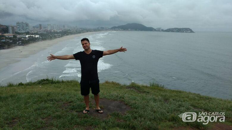 Corpo de turista da região que desapareceu no mar é encontrado - Crédito: Arquivo Pessoal