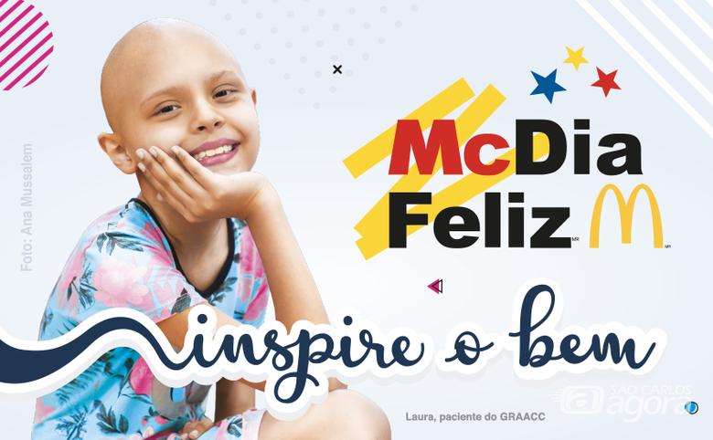 McDia Feliz arrecada mais de R$ 24 milhões em prol de crianças e jovens com câncer - Crédito: Divulgação