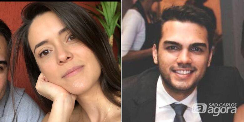 Morte de casal de médicos causa comoção - Crédito: Arquivo Pessoal