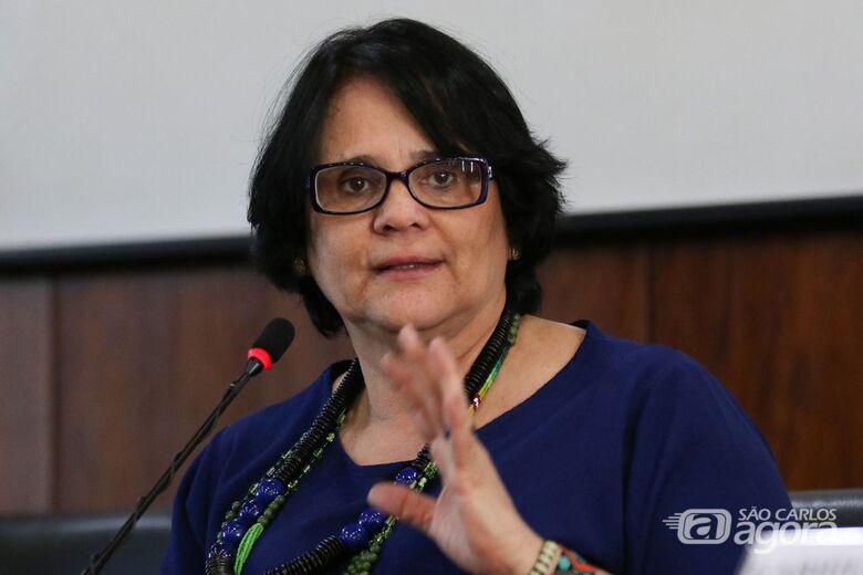 Ministra Damares promete tomar providências em relação a áudio publicado por José Renato - Crédito: Agência Brasil