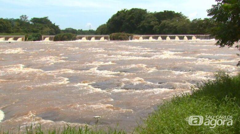 Bombeiros encontram corpo de comerciante que desapareceu no rio Mogi Guaçu - Crédito: Divulgação