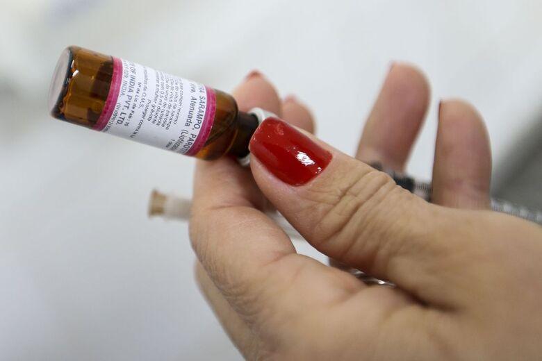 SP inicia campanha de vacinação contra sarampo a partir de segunda-feira - Crédito: Divulgação
