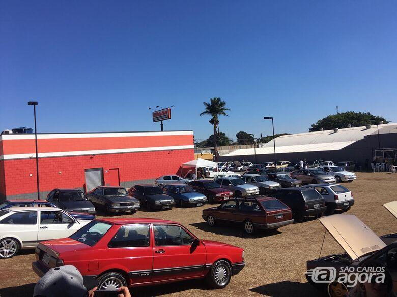 São Carlos terá encontro de carros rebaixados e antigos no domingo - Crédito: Divulgação