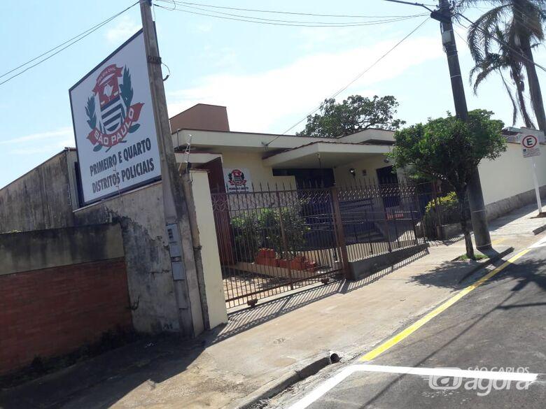 Ladrão tenta furtar caminhão de empresa que faz o recape em São Carlos - Crédito: Arquivo/SCA