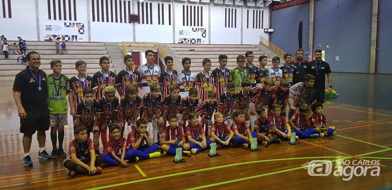 Multi Esporte/La Salle leva os títulos nas quatro categorias da Copa Sesc - Crédito: Divulgação