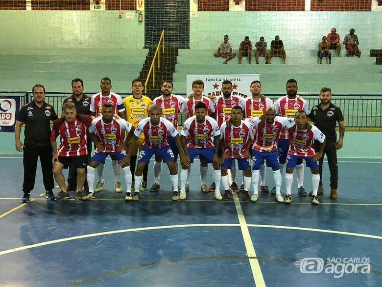 São Carlos Futsal despacha Morro Agudo e está nas quartas da Copa Record - Crédito: Joyce Fotografias