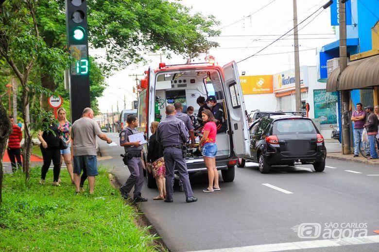 Ao efetuar contorno, motorista atropela idoso no Boa Vista - Crédito: Marco Lúcio