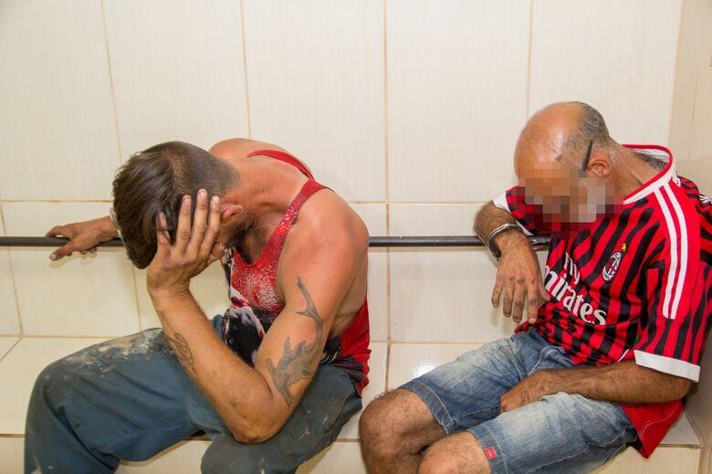Suspeito de furto é detido pela 4ª vez em uma semana - Crédito: Marco Lúcio/Divulgação