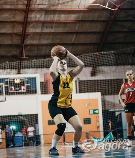 Mulheres são destaque na 40ª edição da Tusca - Crédito: A armadora lateral do time de basquete da Atlética da Caaso, Sophia Galetti, vai competir pela primeira vez na 40ª Tusca
