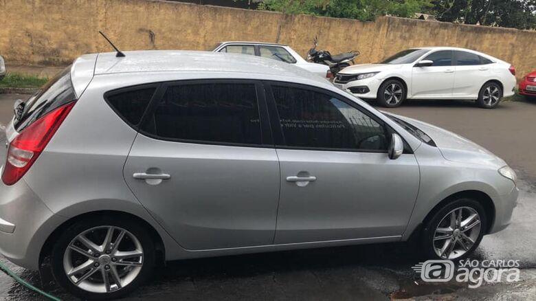 Carro é furtado no Santa Felícia e proprietário pede ajuda para encontrá-lo - Crédito: Divulgação