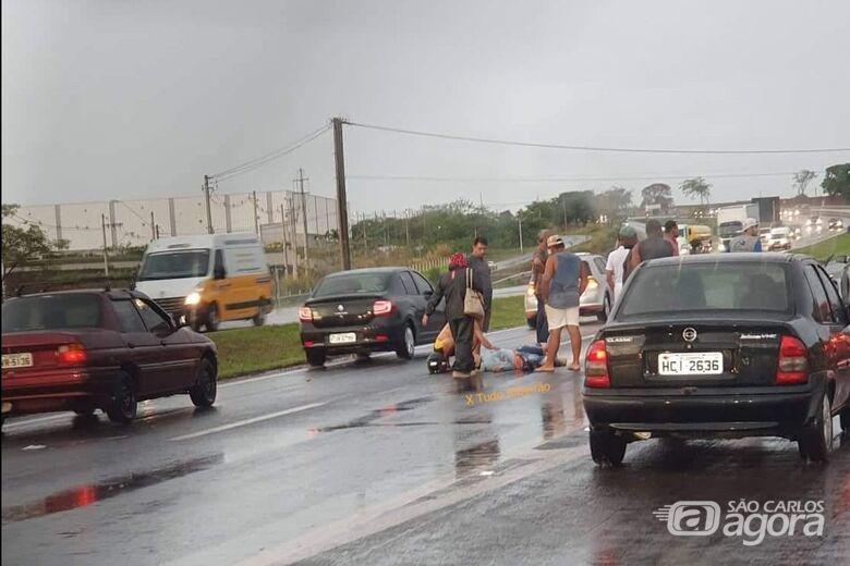 Motociclistas morrem em acidentes na região - Crédito: X-Tudo Ribeirão