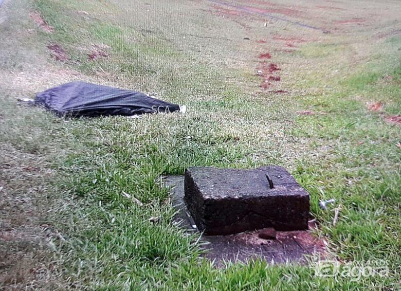 Identificado homem que foi encontrado morto na Washington Luis - Crédito: Maycon Maximino