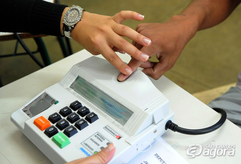Cartório eleitoral realiza plantão neste sábado (9) para cadastramento biométrico de eleitores - Crédito: Divulgação