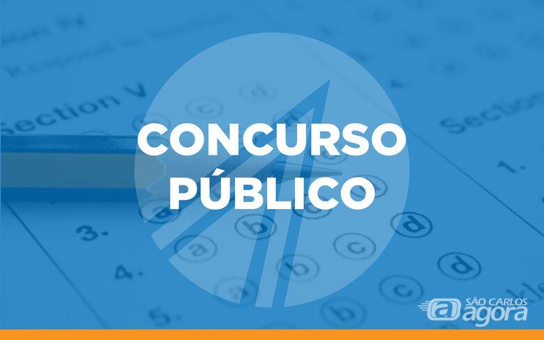 Terminam hoje inscrições para concurso público na área da saúde em São Carlos - Crédito: Divulgação