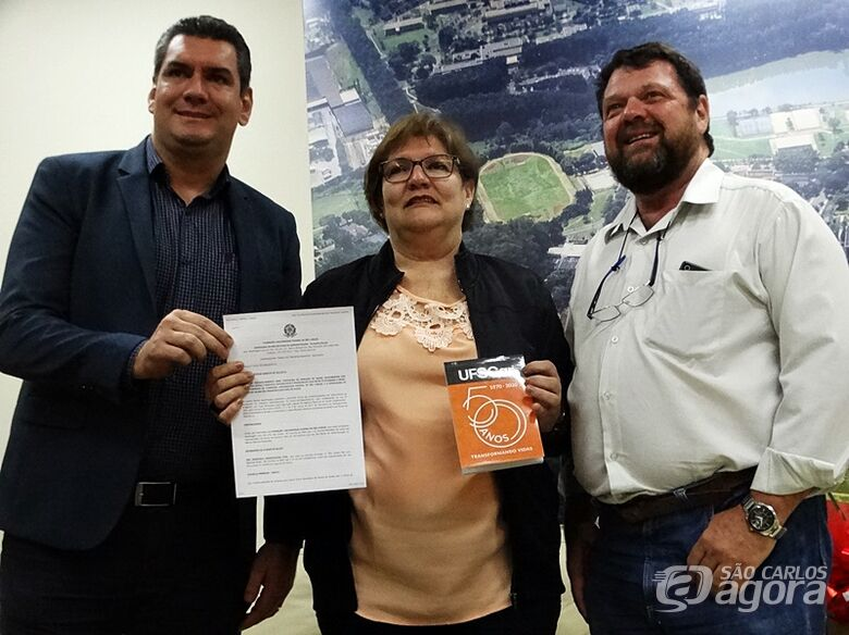 San Francisco concludes partnership with UFSCar and can benefit 5,000 people - Credit: Marcos Escrivani