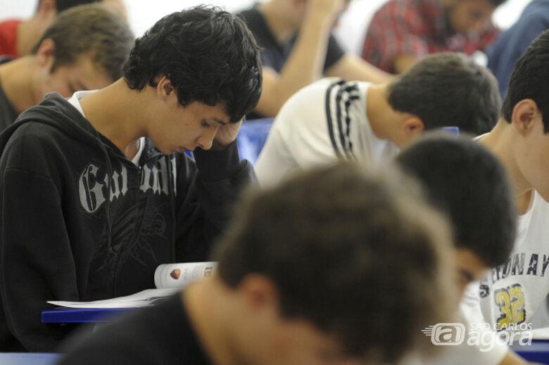 Inep divulga hoje gabaritos oficiais do Enem - Crédito: (Wilson Dias/Agência Brasil/Reprodução)