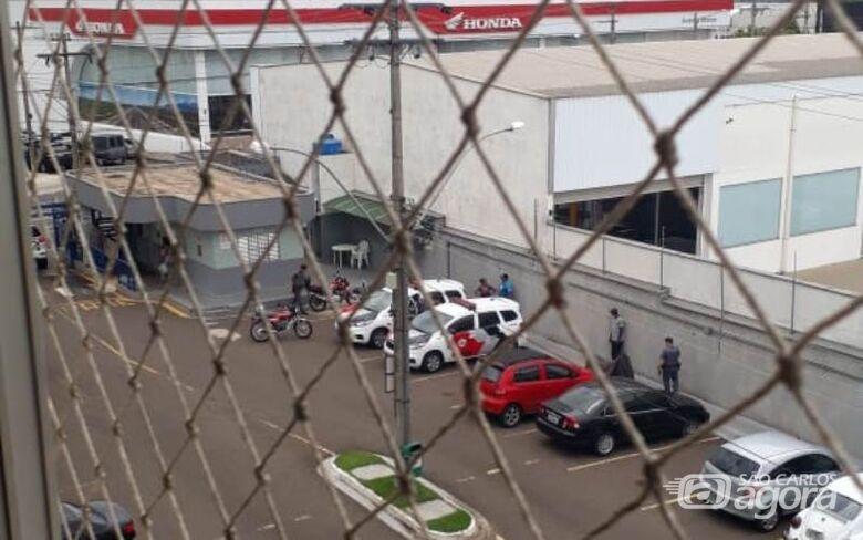Prestador da CPFL é esfaqueado ao tentar cortar energia de residência em cidade da região - Crédito: Divulgação/Whatsapp